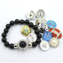 Jewelry Custom Silicone Wristband Fashion Bracelet