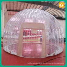 Tenda inflável para preço falso