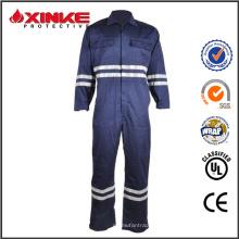 vêtements de travail en combinaison aramide respirant pour pompier