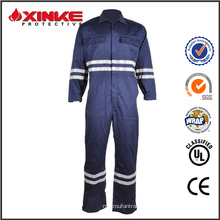 breathable aramid coverall workwear for firefighter