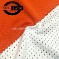 China factory 100% polyester yarn big honeycomb fabric