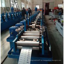 Máquina formadora de enrolamento vertical para armário elétrico