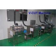 CNC PCB V Cut Machine Printed Circuit Board Laser PCB Depan