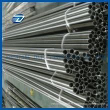 Tube titanique ASTM B338 Gr2 de haute qualité