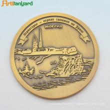 Moneda personalizada del metal para los regalos de la promoción