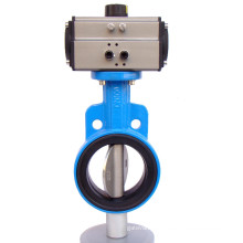 Pneumatic Actuator Lug Type Butterfly Valve