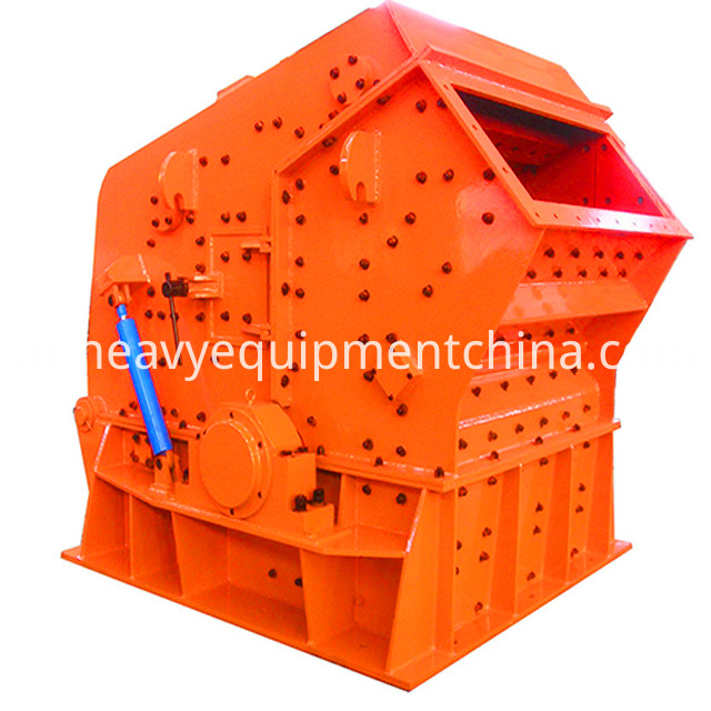 stone quarry crusher