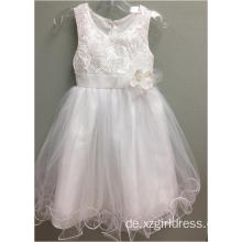 Stickerei Angelschnur Prinzessin Dress