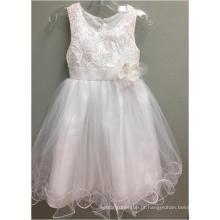 Embroidery Fishing line Princess Dress