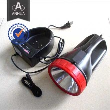 High Power Rechargeable Police Flashlight