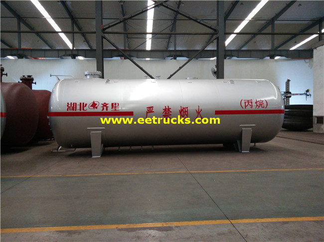 20000 Gallons Propylene Gas Storage Tanks