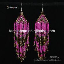 2014 handmade fashion beads earring FH-E001