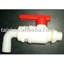 Plastic Ball Valve For Chemical Liquid