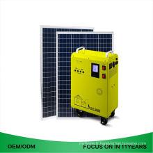 Tube à vide 150 Watts Home 6000 5000 Purifier l'eau Système d'alimentation solaire