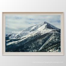 Cópia natural da lona da lona do quadro do cenário impressão em tela canvas
