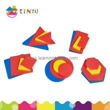Educational Supplies - Plastic Logic Shape Toys