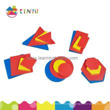 Formes géométriques relationnelles, formes logiques pour l'éducation (K066)