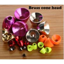 Boa qualidade barato tungstênio Slotted Beads