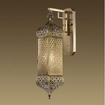 New Design Decorative Brass Wall Light (MR-127)