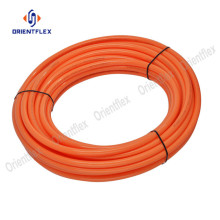 Fiber reinforced orange PVC gas hose
