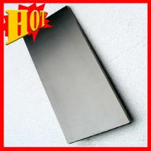 Укомплектованный плита ASTM B265 класс 2 чистый Титан тарелка