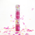 2017 Luxury Wedding Favor Confetti Shooter with Paper Heart for Celebration