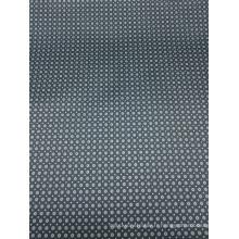Tissu de doublure imprimé en polyester poli bien connu