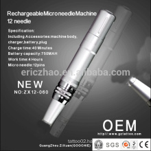 High Quality Auto Electric Micro Needle Derma Pin Pen