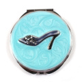 High-heeled shoes Compact Mirrors