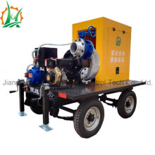 High Efficiency Flood Prevention Horizontal Diesel Pipeline Pump
