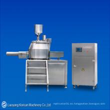 (MHS) Mezclador de alto cizallamiento / Granulador de mezcla húmeda de alta velocidad