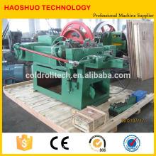 Automatischer Stahlnagel, der Maschine herstellt