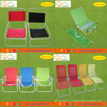 Camping plage pliante chaise (XY-128)