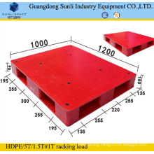 Reversible Racking 1200X1000 Plastic Pallet