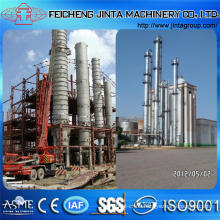 Alcohol Distiled Ethanol Distilled Satinless Steel Alcohol Distillation Column