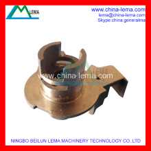 Steel Sodium silicate precision casting part