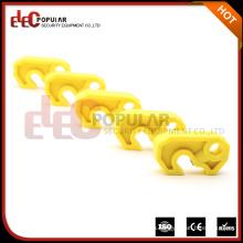 Elecpopular ampliamente utilizado dispositivos de bloqueo de nylon para un solo polo miniatura disyuntores