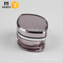 wholesale custom made crystal high quality cosmetic jars
