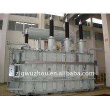 132KV / 25MVA OLTC ONAN Transformador de potencia sumergido en aceite a