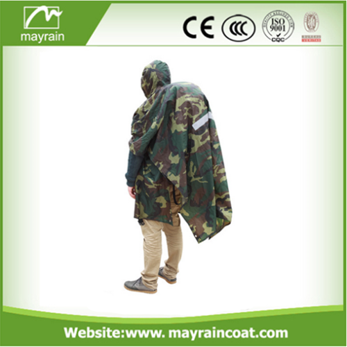 Polyester Hood Poncho