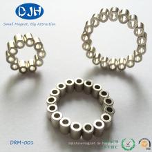 Permanenz und guter Power Ring Magnet Seltene Erden Materialien