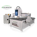 Vacuum table 1325 Wood CNC Router Machine for door design