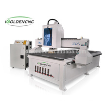 China Factory Price 1325 Wood CNC Router Machine for door design
