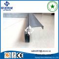 steel single door frame roll forming machine UNOVO fabrication