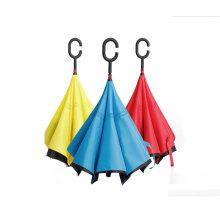 Inside-out-Regenschirm, auf den Kopf gestellt Regenschirm (YS-S01001R)
