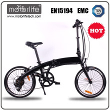 MOTORLIFE/OEM brand EN15194 fair price 36v 250w folding electric bicycle,electric bike chinese,best seller high quality