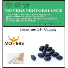 Factory Supply GMP Standard Coenzyme Q10 Capsule
