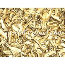 Hot Sale secas Shiitake liso cogumelo fatias com tamanho 3-7cm