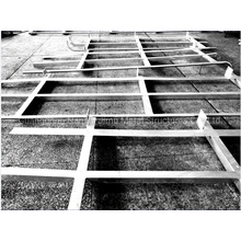Hot DIP Galvanized Light Steel Structures Painting Metal Structures