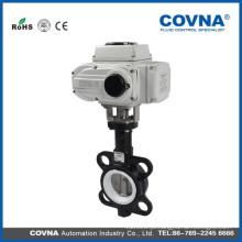 Mini 2 vias accionadas eléctricas Válvulas para controlo automático, HVAC, tratamento de água